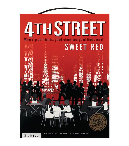 4th street red sweet cask in Kenya