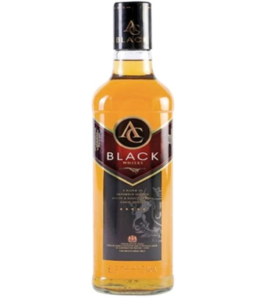 AC black indian whisky