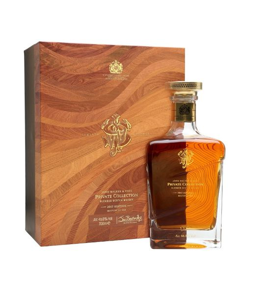 Johnnie walker private collection (2017 edition)