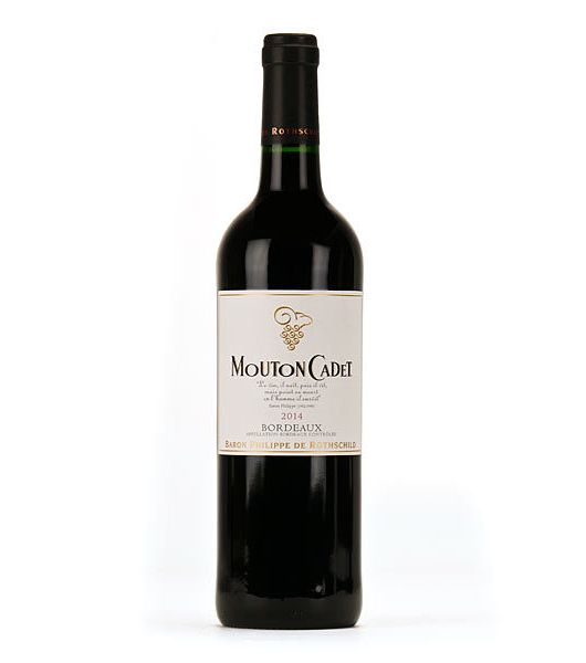 Mouton cadet red