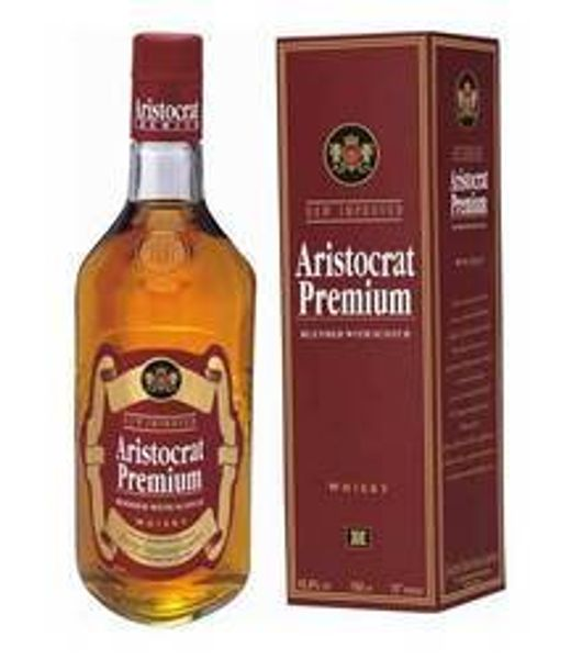aristocrat premium indian whisky