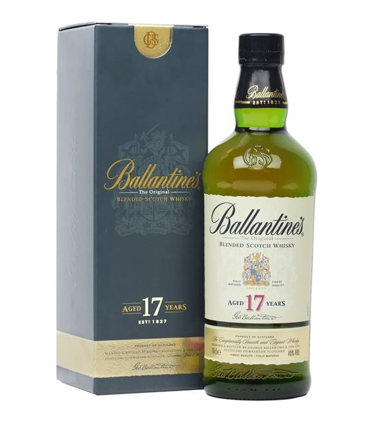 ballantines 17 years