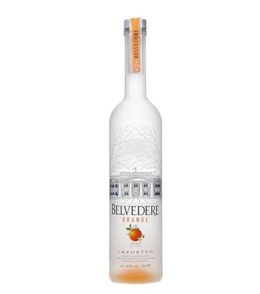 belvedere orange