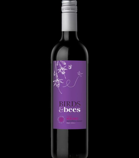 bird & bees red sweet malbec