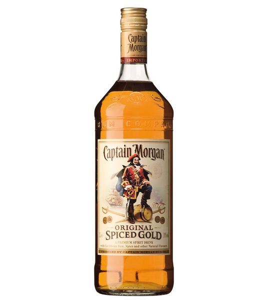 captain morgan spiced in Kenya