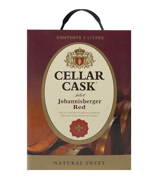 cellar cask red sweet cask