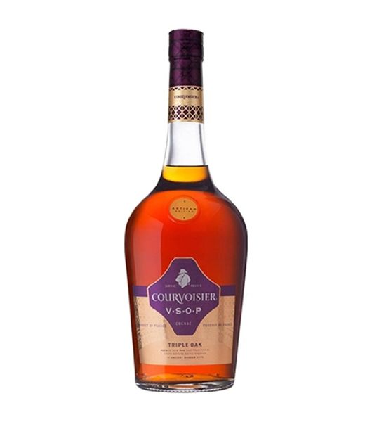 courvoisier vsop tripple oak