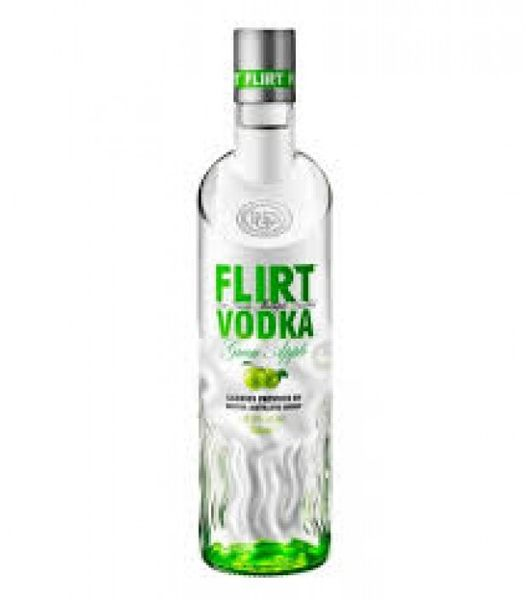 flirt vodka green apple
