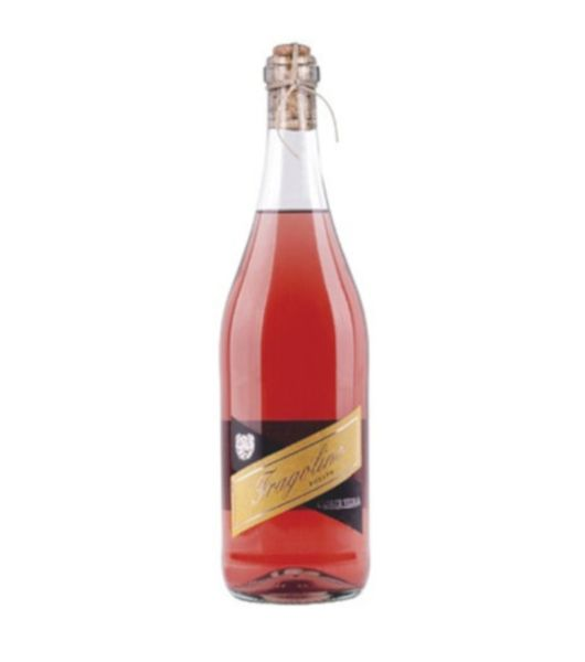 fragolino rose sparkling wine