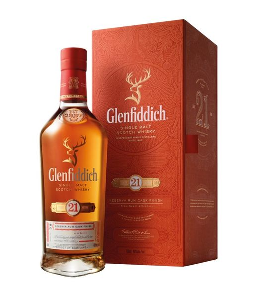 glenfiddich 21 years