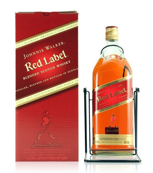 johnnie walker red label king size