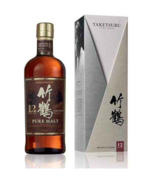 nikka taketsure 12 years pure malt