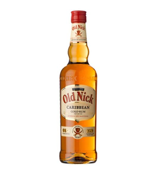 old nick golden rum