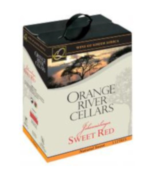 orange river cellars sweet red cask