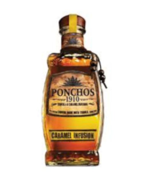ponchos caramel infusion