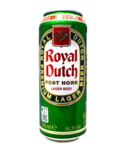royal dutch